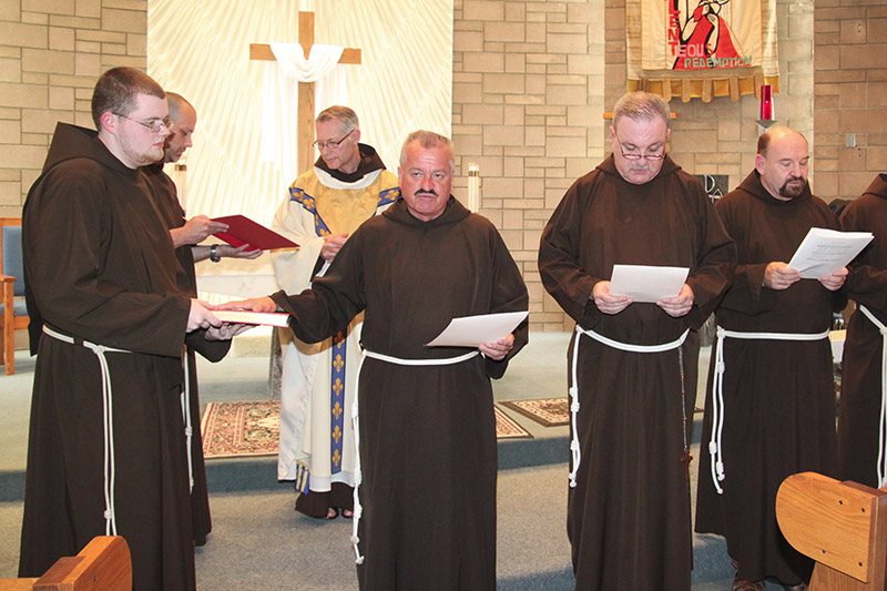 Capuchin Franciscans Saint Pius X Parish Middletown